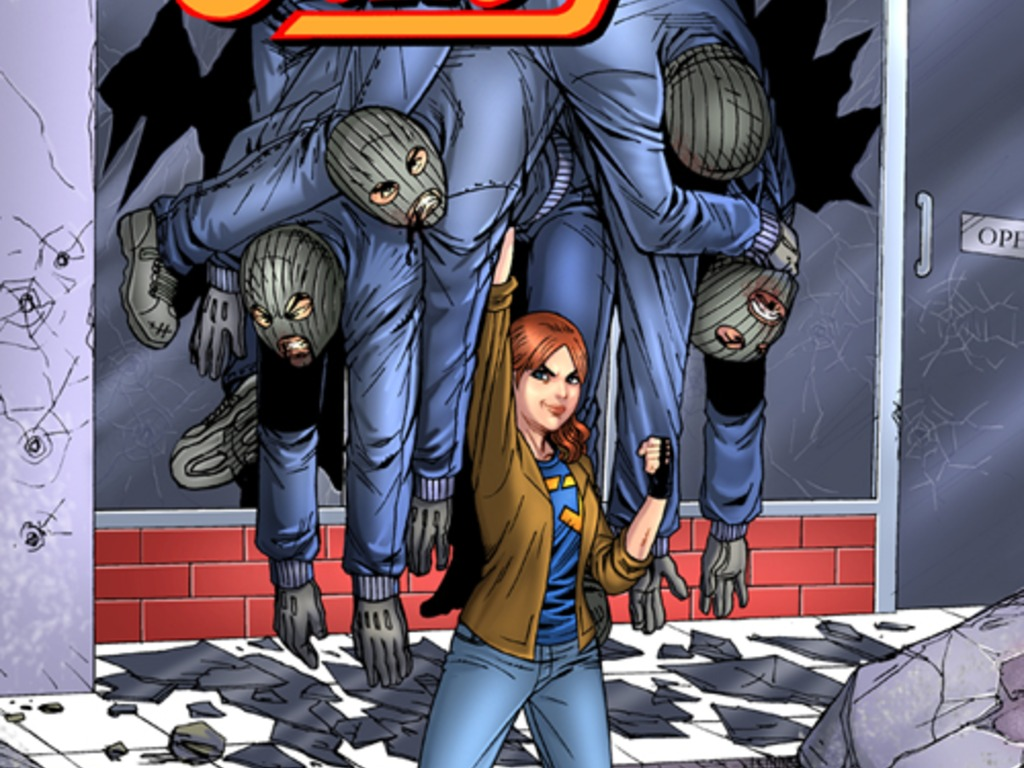 Tomorrow Jones Comic's video poster