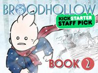 Broodhollow Book 2: Angleworm