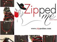 ZippedMe - the patent pending problem solving accessory