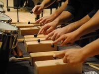 Portal Percussion - New Works commissioned by Colleen Clark