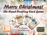 Merry Christmas! The Hand-Drafting Card Game
