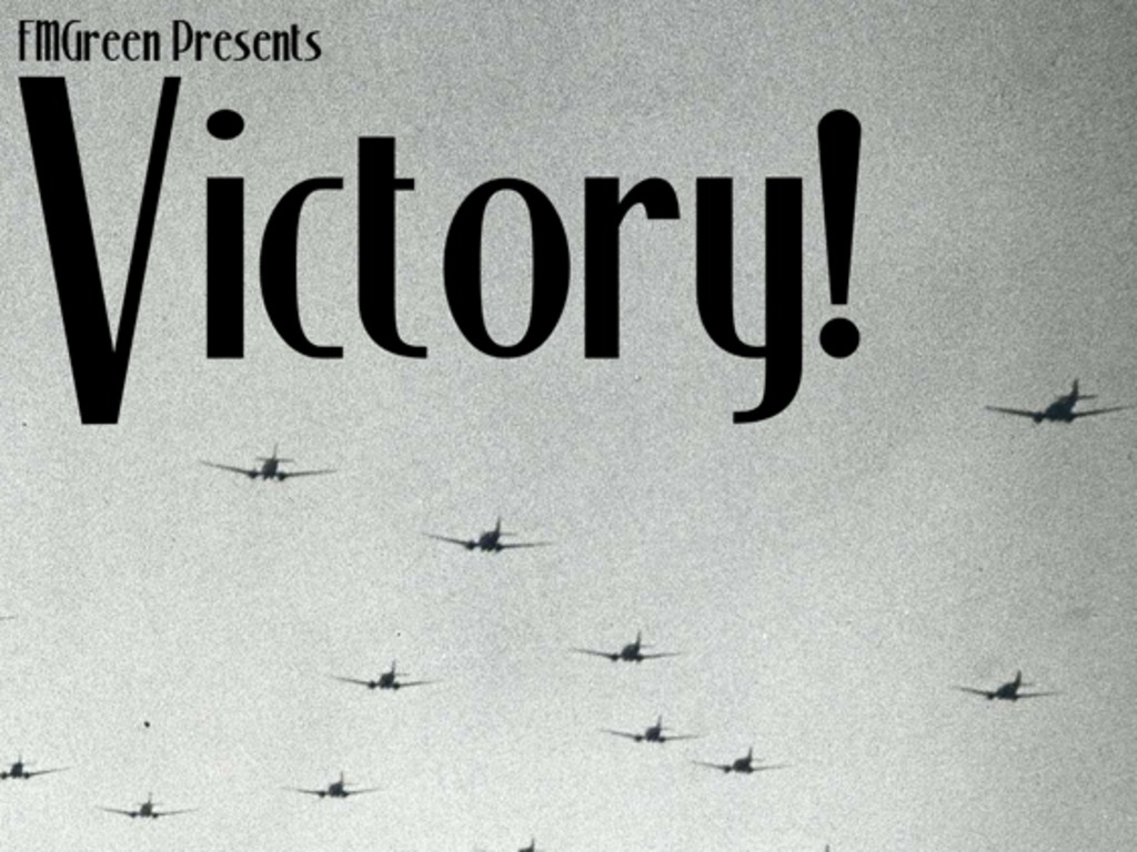 FMGreen Presents: Victory!'s video poster