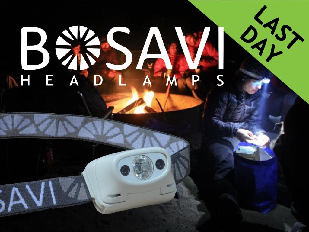 Bosavi: Headlamp's video poster