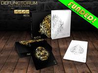 Defunctorum Playing Cards
