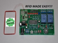 The RFID123 Arduino Compatible RFID Reader  - Decoder Set