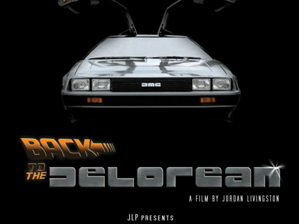 Back to the DeLorean [documentary] - Round 1 Completion Funding's video poster