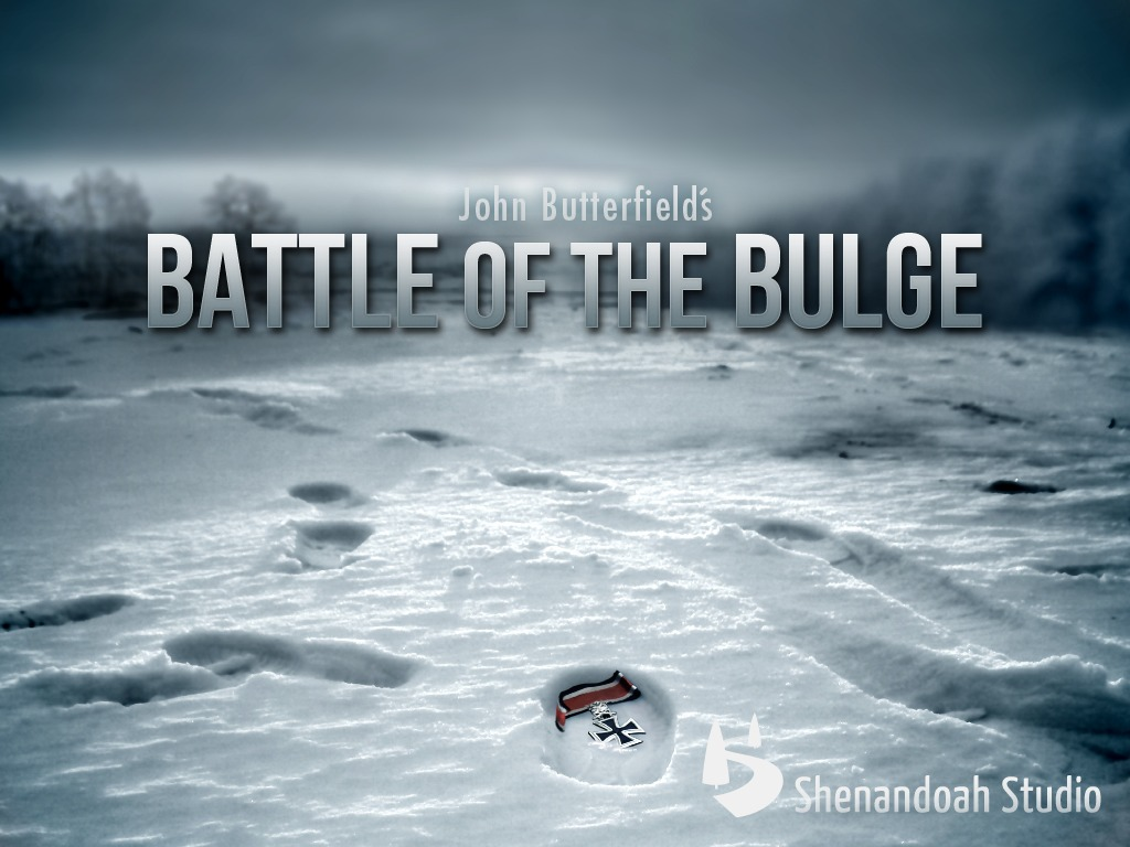 Battle of the Bulge: the simulation game for the iPad's video poster