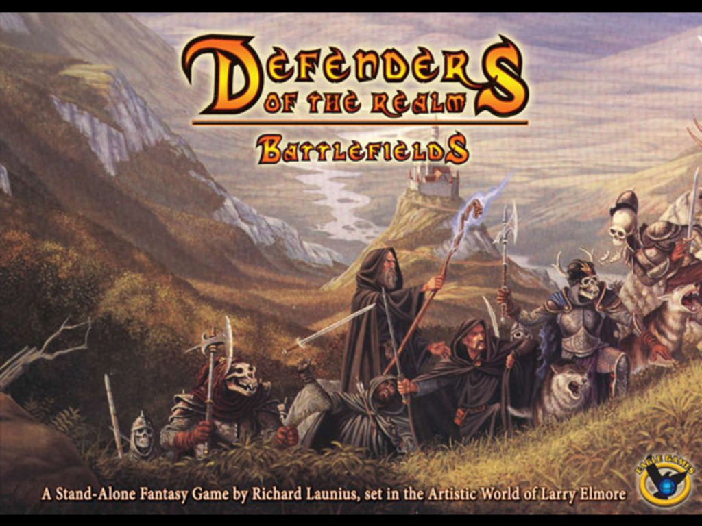 Defenders of the Realm: Battlefields by Richard Launius's video poster