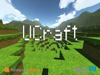 UCraft for Wii U™
