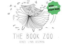 The Book Zoo - A Mini-Comic