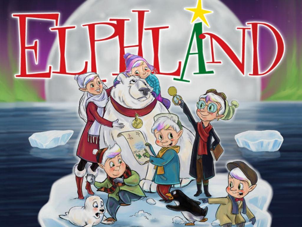 ELPHLAND - The Story of Santa's Elves's video poster