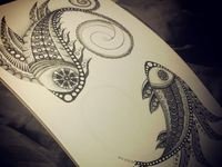 Abstract/Meditation Illustrations from EclectiK Originz
