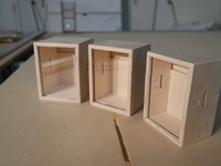 Handcrafted Wooden Deck Box