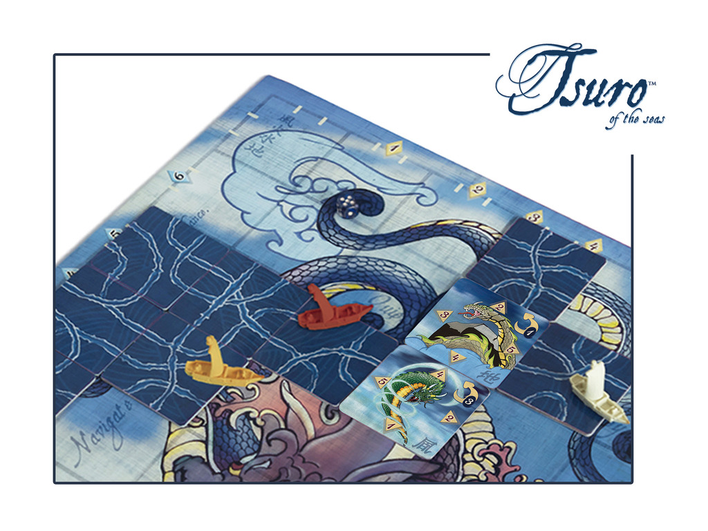Tsuro of the Seas... A game of treacherous waters.'s video poster