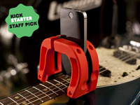 The Magnet: The Smartphone Camera Mount for Guitar