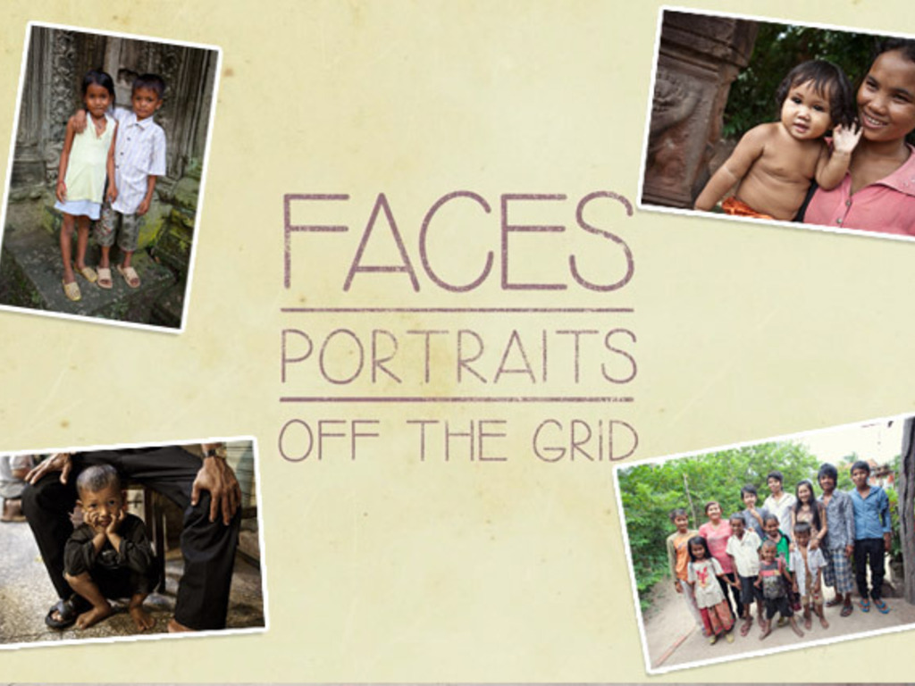 Faces: Portraits off the Grid's video poster