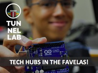 Tunnel Lab - Tech startup accelerator hubs in the favelas