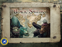 Black Sailors- Pirates, Orcs, Fantasy Miniatures!