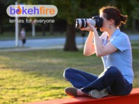 Bokeh Fire: Lenses for Everyone