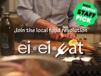 ei•ei•eat - find & verify local food wherever you go!