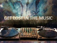 Get Lost In The Music - First EDM Album