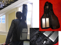 Social Camouflage Laptop Backpack
