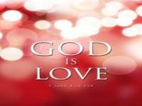 GOD IS LOVE IN THE MIDST OF THE STORM: ANXIETY