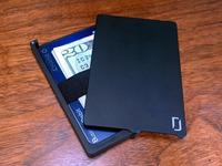 DVZN LTD Minimalist Machined Wallet