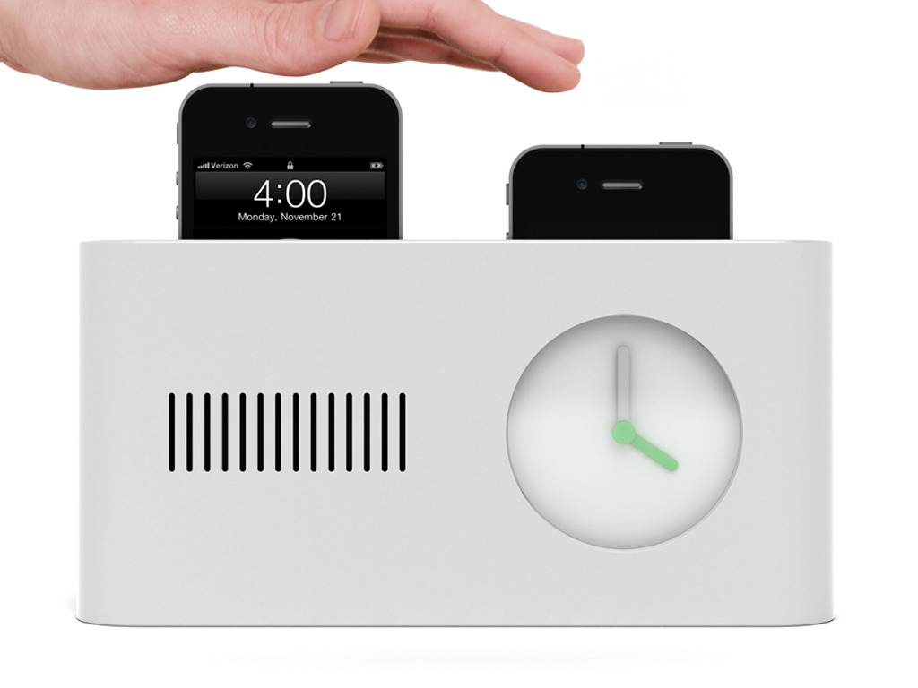 Day Maker : the Charging iPhone Alarm Toaster's video poster