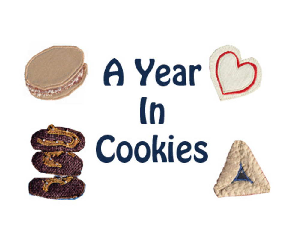 A Year in Cookies's video poster