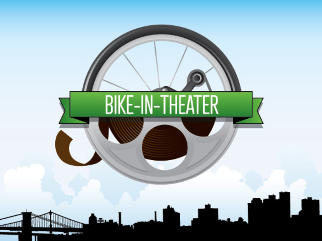 Bike-In-Theater (NYC+SF)'s video poster