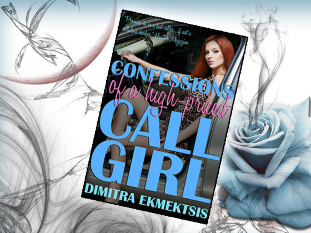 Confessions of a high-priced Call Girl Reprint Drive's video poster