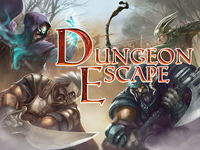 Dungeon Escape - A classic game of memory with a twist.