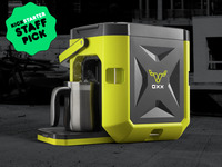 The COFFEEBOXX™: The World's Toughest Coffee Maker