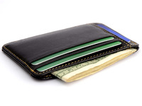 Phoenixwallets 2: Slim leather RFID-protected wallet designs