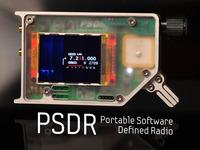 PSDR - Pocket HF SDR Transceiver with VNA and GPS