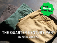 The Quarter Century Pant | A 25 Year Guarantee