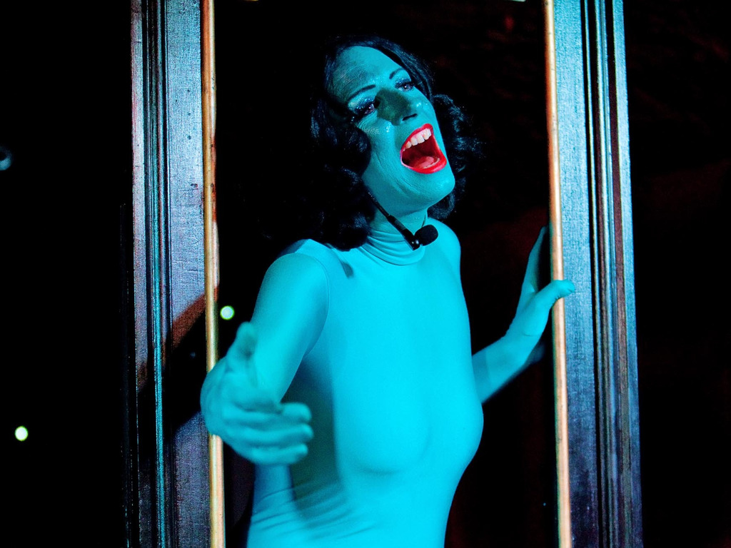 The Blue Lady Sings - Tricity Vogue's first album's video poster