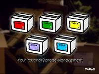 YoBox: Your Personal Storage Management
