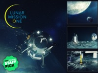 LUNAR MISSION ONE: A new lunar mission for everyone.