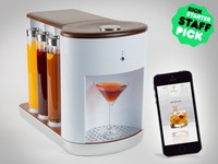 Somabar: Automated Craft Cocktail Appliance