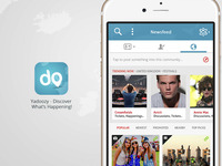 Yadoozy - Social Network 4.0 - Discover the World around You