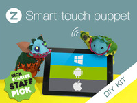 SMART PUPPET - Build & learn interactive soft electronics