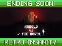 Harold VS The Horde