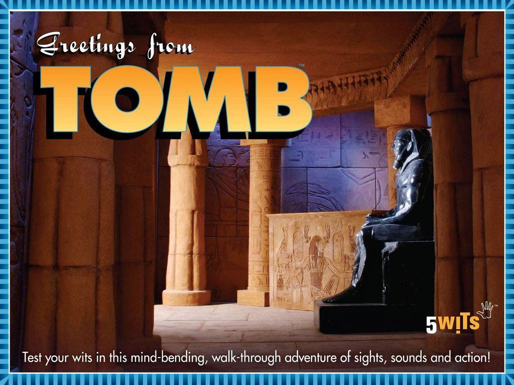 TOMB Adventure 2's video poster