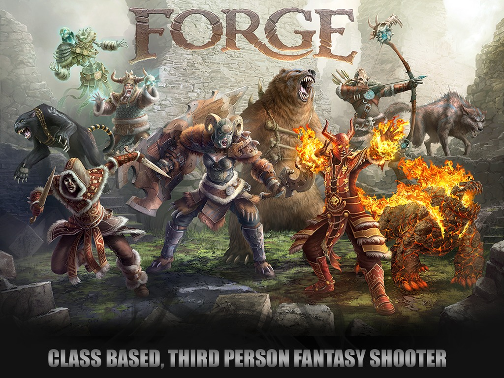 Forge's video poster