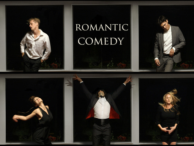 ROMANTIC COMEDY - A feature length dark comedy by Intimate ...