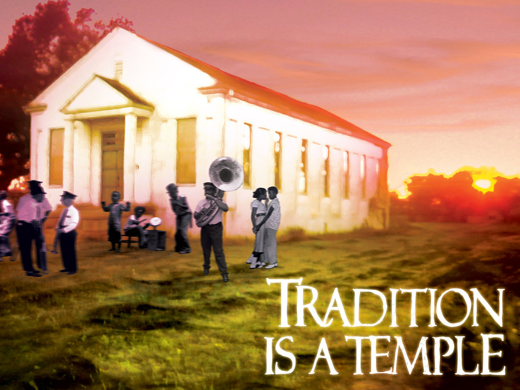 Tradition is a Temple: a motion picture of New Orleans music's video poster