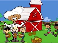 Farm to Table Little Chefs