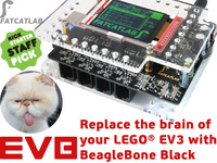 EVB: Replace the brain of your LEGO® EV3 with BeagleBone